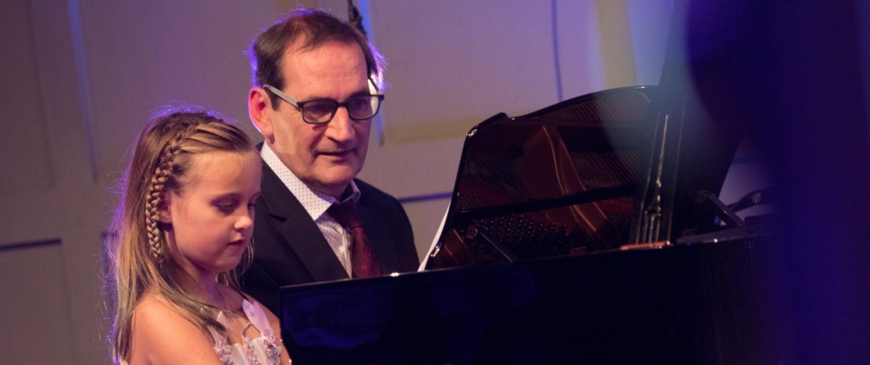 Hans Peerdeman - Pianoleraar