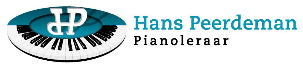 Hans Peerdeman Pianoleraar